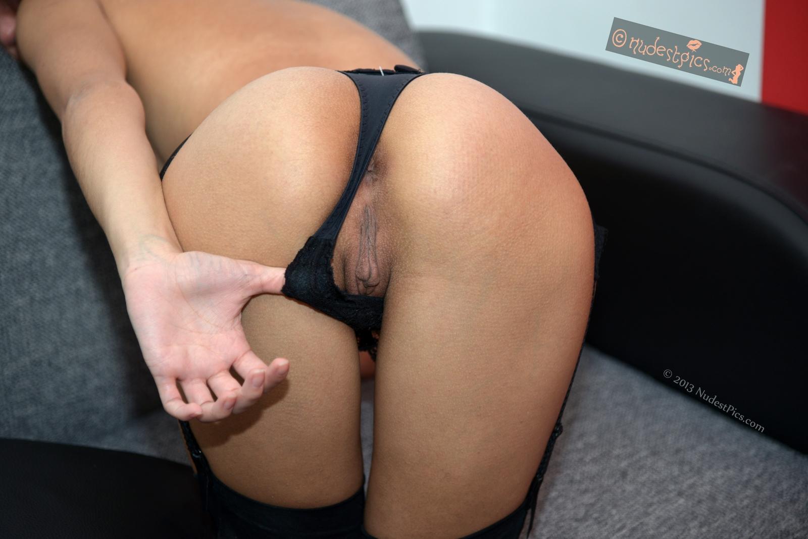 Sheer panties pics